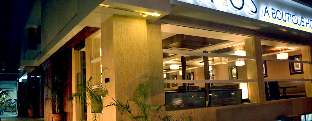 Hotel near Gujarat University Exhibition Hall, IIMA, AMA, Passport office and Gujarat Convention Centre